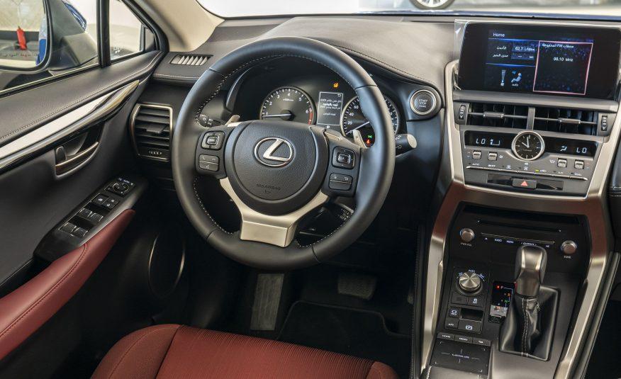 Lexus NX 300 2021