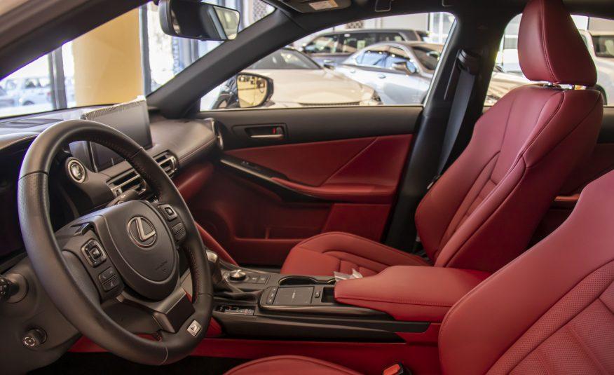 Lexus IS 300 2021